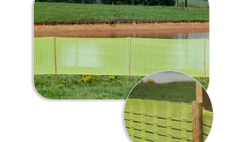 High Visibility Safety Fencing