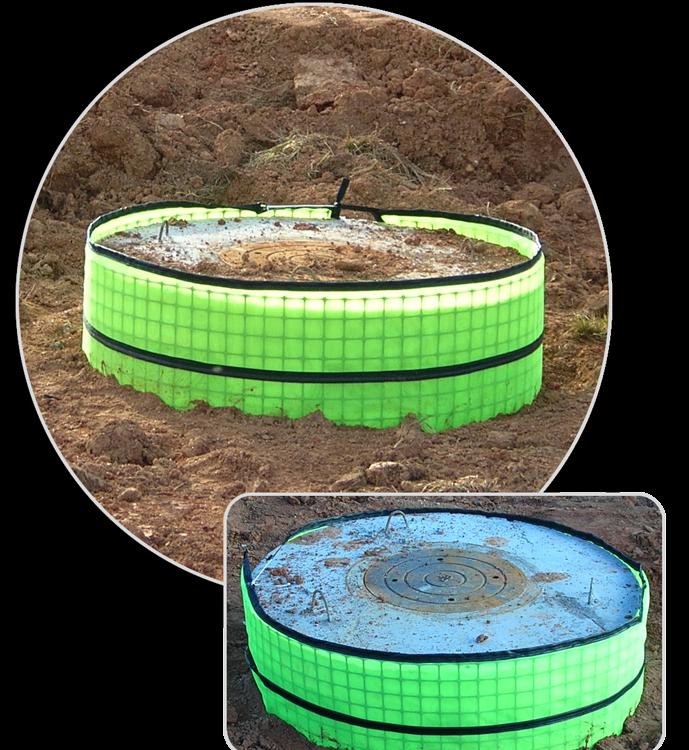 Pedestal Inlet Filter