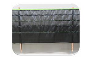 Woven Belted Silt Fence Standard