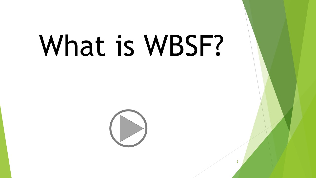 What is WBSF
